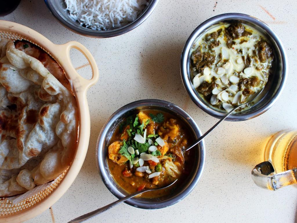 Indian Vegetarian Food In Beijing